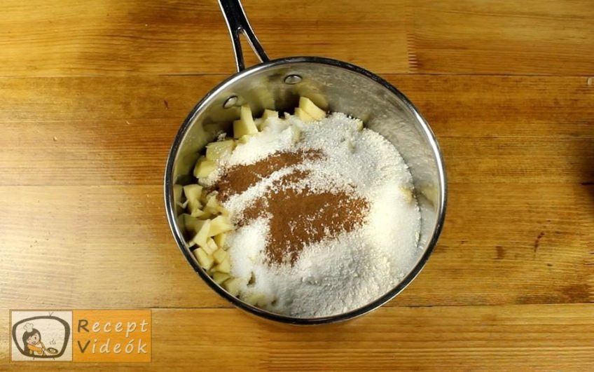Sütőtöklekvár recept, Sütőtöklekvár elkészítése 5. lépés