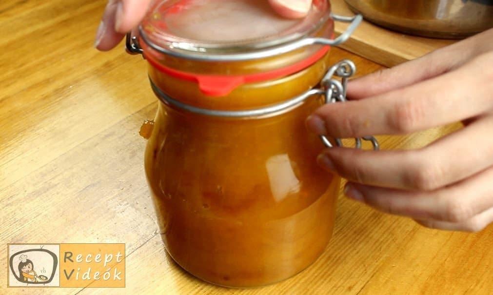 Sütőtöklekvár recept, Sütőtöklekvár elkészítése 9. lépés