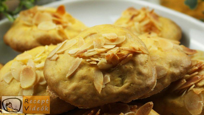 Sütőtökös keksz recept, Sütőtökös keksz elkészítése - Recept Videók