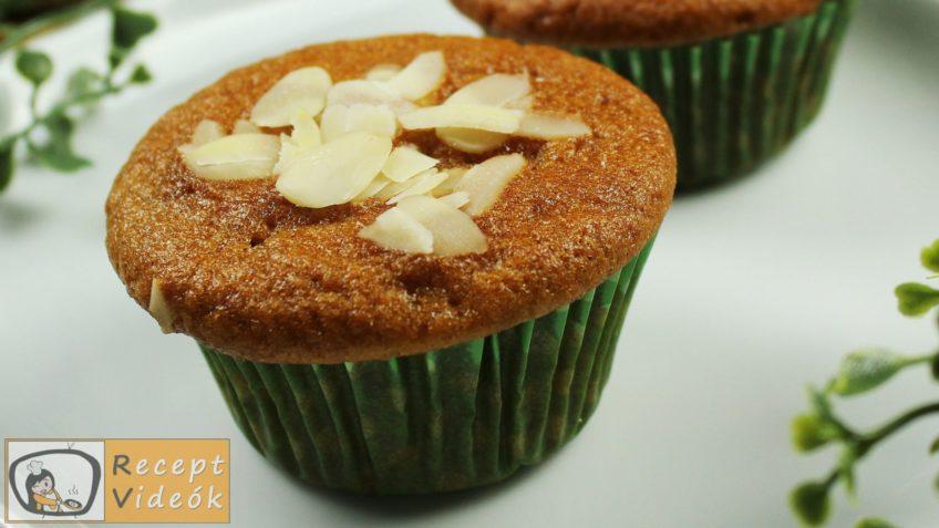 Sütőtökös muffin recept, Sütőtökös muffin elkészítése - Recept Videók