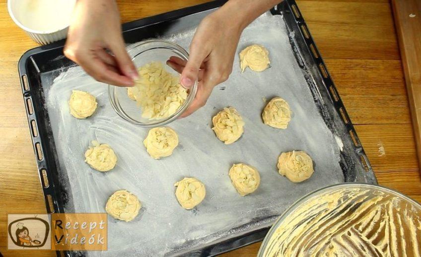 Sütőtökös keksz recept, Sütőtökös keksz elkészítése 4. lépés