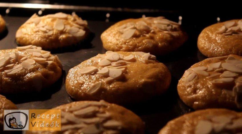 Sütőtökös muffin recept, Sütőtökös muffin elkészítése 5. lépés