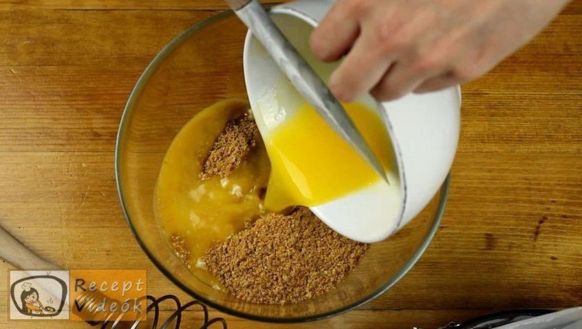 Karamellás sajttorta recept, Karamellás sajttorta készítése 1. lépés