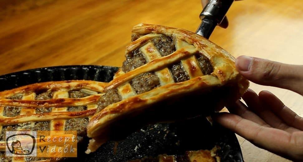 Almás-diós-narancsos pite recept, Almás-diós-narancsos pite elkészítése - Recept Videók