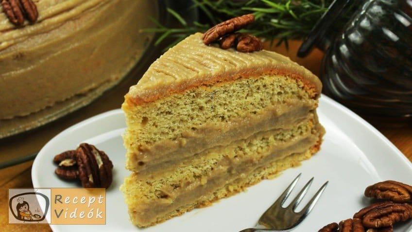 Jogász torta recept, Jogász torta elkészítése - Jogász torta