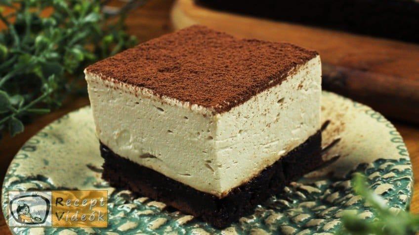 Chococcino szelet recept, Chococcino szelet elkészítése - Recept Videók