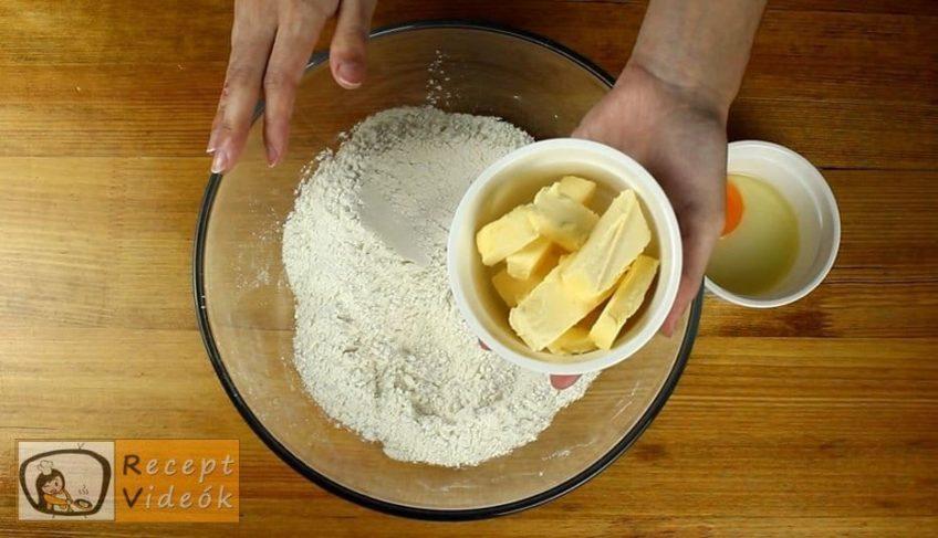 Engadini diótorta recept, Engadini diótorta elkészítése 3. lépés
