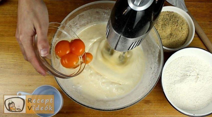 Jogász torta recept, Jogász torta elkészítése 2. lépés