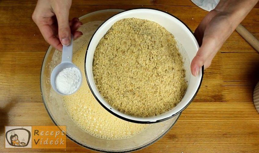 Jogász torta recept, Jogász torta elkészítése 4. lépés
