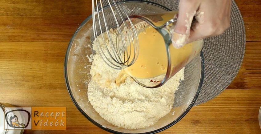 Mákos bejgli recept, Mákos bejgli elkészítése 6. lépés