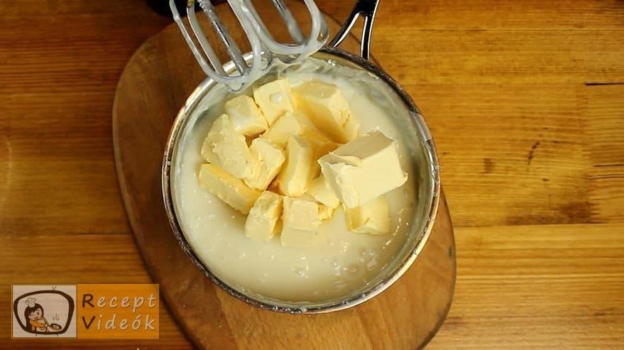 Fahéjas-mézes szelet recept, Fahéjas-mézes szelet elkészítése 7. lépés