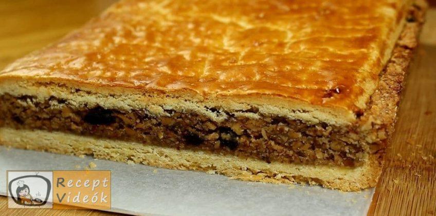 Farsangi szelet recept, Farsangi szelet elkészítése - Recept Videók