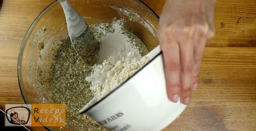Narancsos Máktorta recept, Narancsos Máktorta elkészítése 3. lépés
