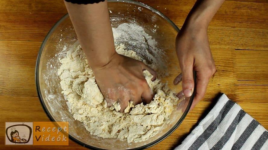 Pillefánk recept, Pillefánk elkészítése 2. lépés