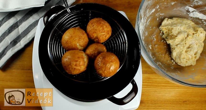 Pillefánk recept, Pillefánk elkészítése 5. lépés